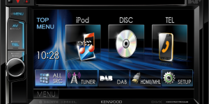 KENWOOD DDX-5016DAB