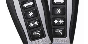 Clifford Concept 470 Security System