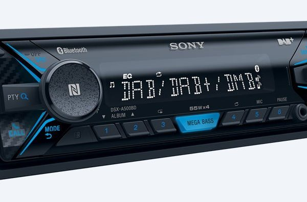 SONY DSX-500BD