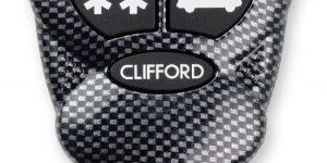 """904075 Clifford - 5 Button """"Radar 2"""" Remote Control Keyfob"""