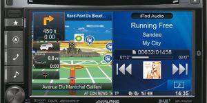 Alpine INE-W925R DAB, CD, DVD, iPhone, Bluetooth, Navigation