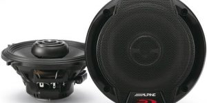 Alpine SPR-50 - 13cm coaxial speakers