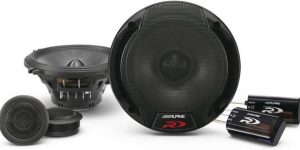 Alpine SPR-50C - 13cm component speakers