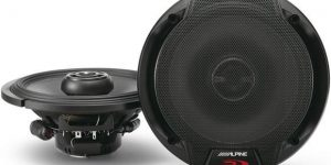 Alpine SPR-60 - 16.5cm coaxial speakers