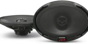 Alpine SPR-69 - 6x9 Speakers