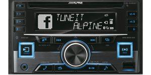 ALPINE CDE-W296BT