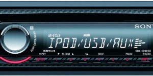 Sony CDX-G2001Ui
