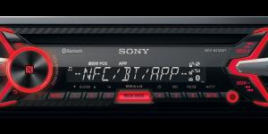 Sony MEX-N4100BT