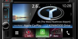 KENWOOD DNX-5160BTS