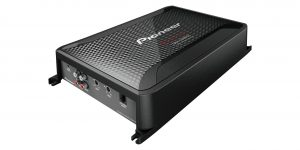 Pioneer GM-D9601 Mono 2400W Class-D Car Amp with Bass Boost Remote