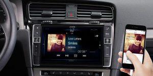 """ALPINE X901D-G7 9"""" Touch Screen Navigation Upgrade"""