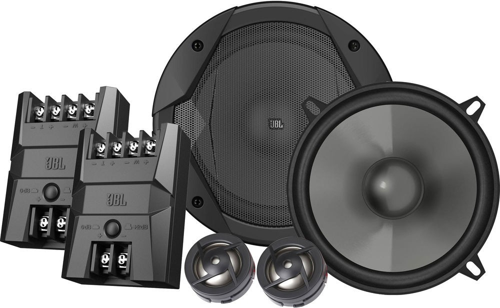 JBL GT7-5C - 13cm 135W component speakers with grills » Dream Sound
