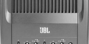 JBL GTO-804EZ - 4 Channel Amplifier
