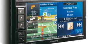 "Alpine INE-W970BT - 6.1"" Double DIN Navigation"