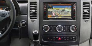 ALPINE X800D-S906 - Direct Fit for Mercedes Sprinter(906)