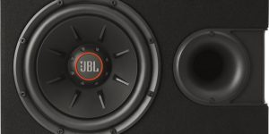 "JBL S2-1224SS - 12"" Series II Vented Subwoofer Enclosure 1100W"