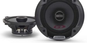 Alpine SPG-13C2 - 13cm 200W 2-way speakers