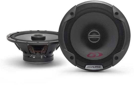 Alpine SPG-17C2 - 16.5cm 2-way 240W speakers