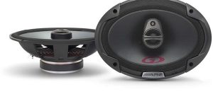 Alpine SPG-69C3 - 350W 6x9 Speakers