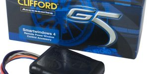 903010 Clifford Smart Windows 4 Remote Power Window Control