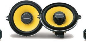 Pioneer TS-Q131C - 13cm custom fit components