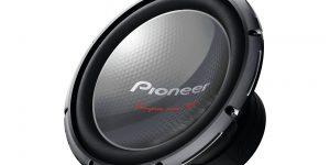 """Pioneer TS-W3003D4 12"""" 2000W SPL Champion Series Pro Subwoofer"""