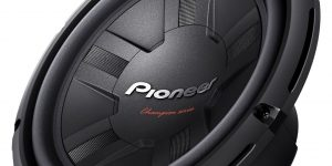 "Pioneer TS-W311 - 12"" 1000W FreeAir/Enclosure Subwoofer"