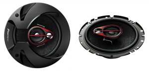 Pioneer TS-R1750S- 17cm 3-way 250W speakers